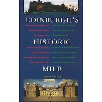 Historische mijl van Edinburghs