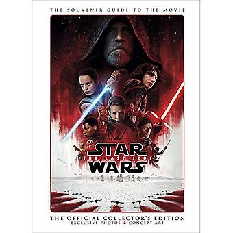 Star Wars: Jedi ostatni oficjalny Edycja Kolekcjonerska