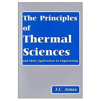 Les principes des Sciences thermiques et leur Application à l'ingénierie