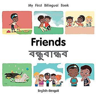Mijn eerste tweetalige boek-Friends (Engels-Bengali) (mijn eerste tweetalige boek) [Board boek]