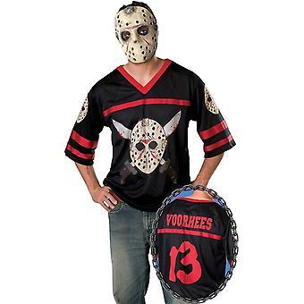 Jason Voorhees Adult Kit