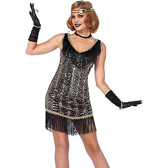 Flapper Charleston Charmer Costume Women