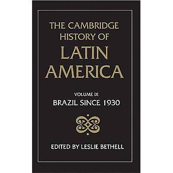 Cambridge geschiedenis van Latijns-Amerika door Leslie Bethell