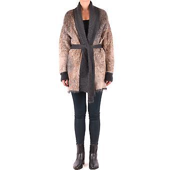 Peuterey Ezbc017103 Women's Multicolor Wool Cardigan