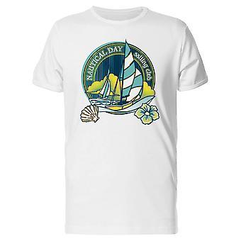 航海日セーリング クラブ t シャツ メンズ-シャッターによる画像