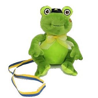 Estudiante de rana