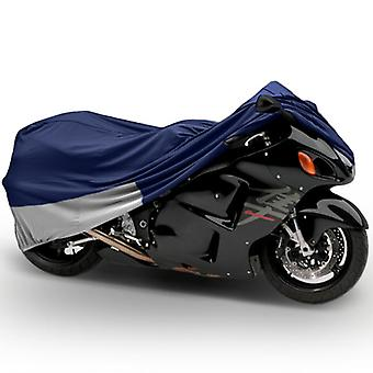 Superior Travel Dust Motorcycle Sport Bike Cover: Fits Up To Length 90