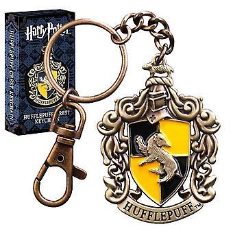 Harry Potter Hogwarts Hufflepuff hrebeň Keychain