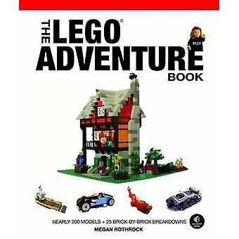 The LEGO Adventure Book - Spaceships - Pirates - Dragons & More! - Volu