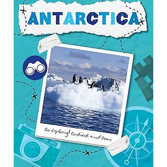 Antarctica by Steffi Cavell-Clarke - 9781786370396 Book