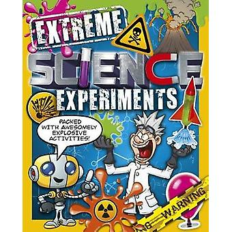 Extreme Science Experiments by Thomas Canavan - 9781784288068 Book
