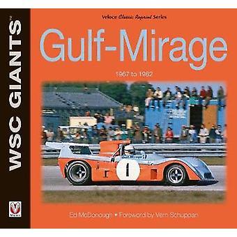 Golf-Mirage 1967 naar 1982 door Ed McDonough-9781787111752 boek