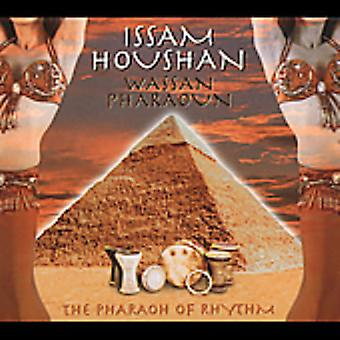 Issam Houshan - Wassan Pharaon [CD] USA import