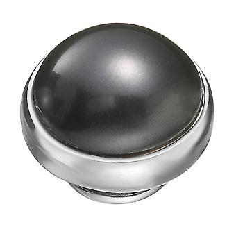 KAMELEON The Black Pearl Sterling Silver JewelPop KJP152