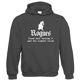 Rogues, huppari-Harrastukset DND Dungeons Dragons Geek lahja hänelle hänen syntymä päivänsä