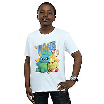 Disney Boys Toy Story 4 It's Hang Time T-paita