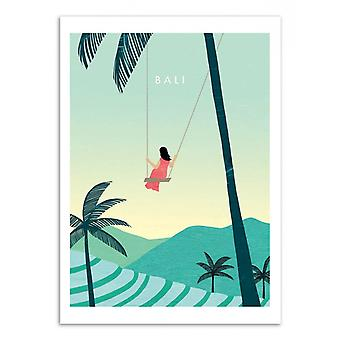 Kunst-poster-Bali-Katinka Reinke 50 x 70 cm