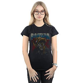 Pantera Women's Zombie Cowboy T-Shirt