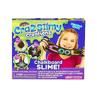 Cra-Z-Slimy Creations Chalkboard Slime