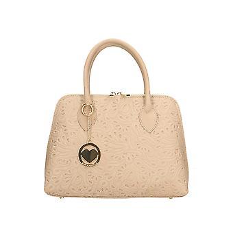 Handväska i läder P80032