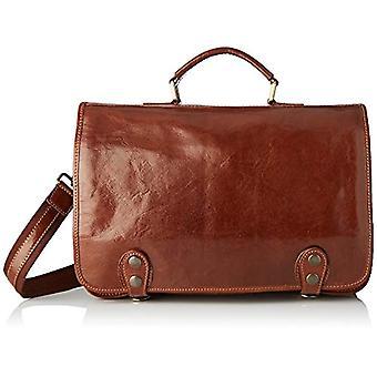 All-Fashion Hair Cbc18255bopgf22 Unisex Adult Brown Hand Bag 9x26x40 cm (W x H x L)