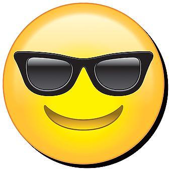Coole Sonnenbrillen Emoji Magnet
