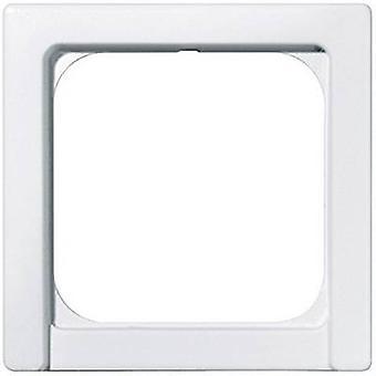 Merten Intermediate frame System M, System Area, Artec Polar white 516099