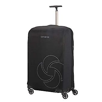 Samsonite Global Travel Accessories-opvouwbare medium Case M-78 centimeter-zwart (zwart)