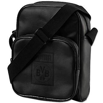 Puma BVB Reporter Bag - Bag - Color: Black/Yellow