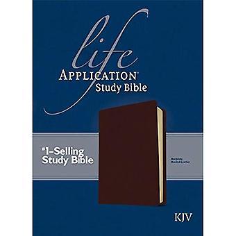 Life applicatie studie Bijbel: King James versie