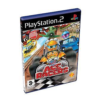 Buzz! Junior Ace Racers (PS2) - Nieuwe fabriek verzegeld