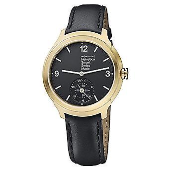 Mondaine Clock Man Ref. MH1B2S20LB