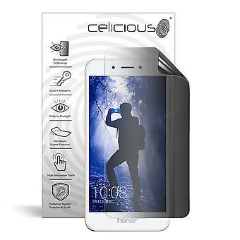 Celicious Privacy 2-Way Anti-Spy Filter Screen Protector Film Compatible with Honor 6A