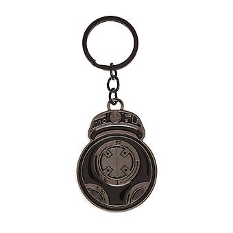 Star Wars Keyring Keychain BB 9E Droid Episode 8 new Official Metal