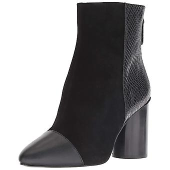 Nine West Womens Cabrillo Leather Closed Toe Ankle Fashion Boots