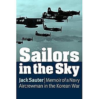Marins dans le ciel: mémoires d'un Aircrewman marine dans la guerre de Corée