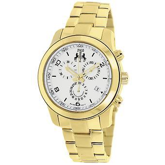 Jivago Women's Infinity Silver Dial Watch - JV5226