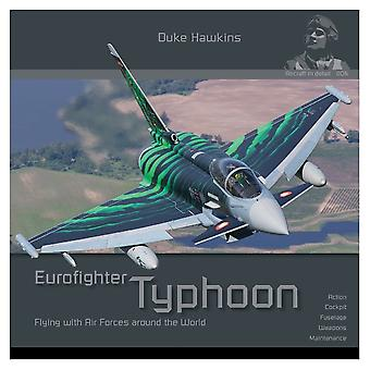 Aircraft In Detail - HMH Publications. Eurofighter Typhoon  Book 006