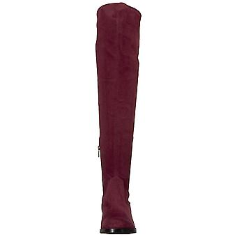 Kenneth Cole Reaction Womens Wind-y Almond Toe Over Knee Fashion Boots