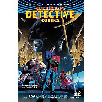 Batman Detective Comics Vol. 5 by James Tynion IV