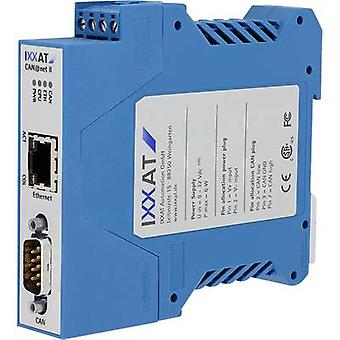 Ixxat 1.01.0086.10200 CAN bus CAN bus, Ethernet 12 V DC, 24 V DC