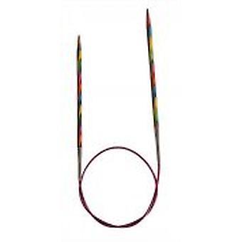 Symfonie: Knitting Pins: Circular: Fixed: 120cm x 7.00mm