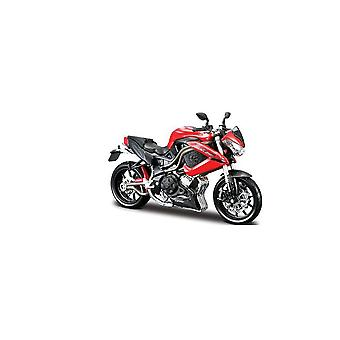 Benelli Tornado R160 Naked Tre Diecast Model Motorcycle