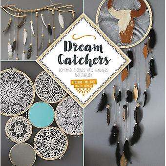 Dream Catchers Homemade Mobiles Wall Hangings and Jewelry by Charline Fabregues