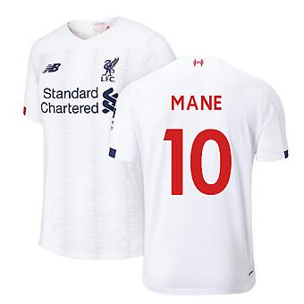 Maillot de football Liverpool Away 2019-2020 (Mane 10)