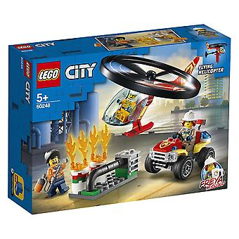 LEGO 60248 City Fire Helicopter Risposta