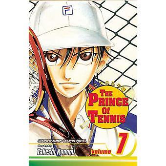 Prinsen af Tennis Vol. 7 af Takeshi Konomi