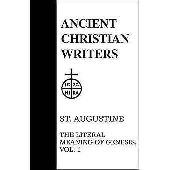41. St. Augustine Vol. 1 by Translated with commentary by John Hammond Taylor