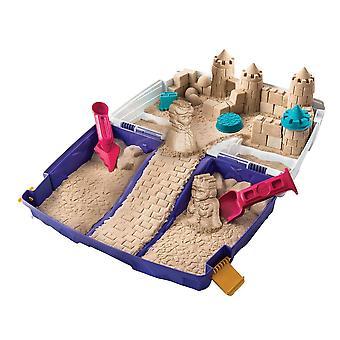 Boîte de sable pliante cinétique