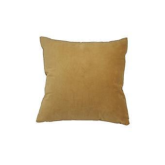 Light & Living Pillow 50x50cm Khios Velvet Light Gold